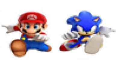 Mario & Sonic at the London 2012 Olympic Games поступит в продажу в середине ноября