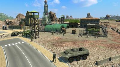 Tropico 4. Амиго Фидель сигару курил