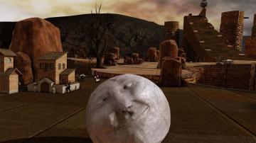 Rock of Ages. Шарик-компаньон