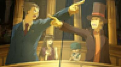 «Несколько слов» о Professor Layton vs Ace Attorney