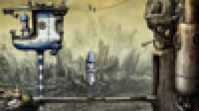 PS3-версия «Машинариума» выйдет в феврале. Amanita Design отказалась от Nintendo Wii