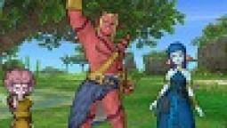 Square Enix готовится к началу бета-теста Dragon Quest X