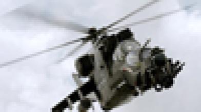 Советский Ми-24 долетит до ангаров Take On Helicopters к середине марта