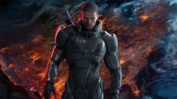 Mass Effect 3. Последняя точка