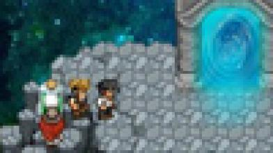 Zeboyd Games приютила третий эпизод On the Rain-Slick Precipice of Darkness
