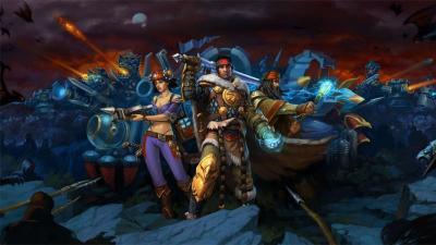 Prime World. Синие против красных