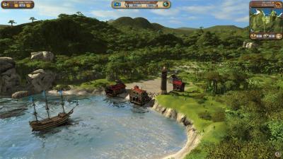 Port Royale 3: Pirates & Merchants. Считайте денежки!