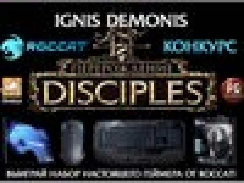 Конкурс по игре «Disciples: Перерождение» стартовал