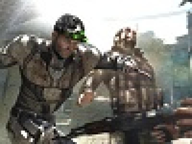 Ubisoft анонсировала Tom Clancy's Splinter Cell: Blacklist