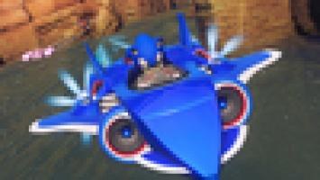 Sonic & All-Stars Racing Transformed «в деталях»