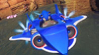 Sonic & All-Stars Racing Transformed «в деталях»