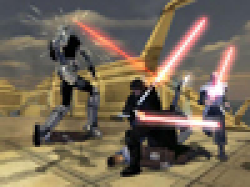LucasArts планирует выпустить HD-коллекцию KOTOR. Эксклюзивно на PC