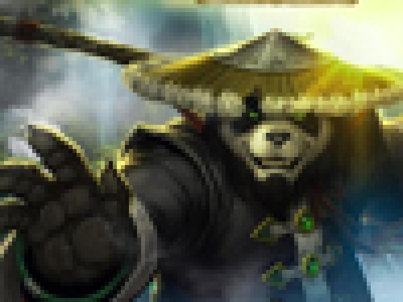 World of Warcraft: Mists of Pandaria выйдет в сентябре