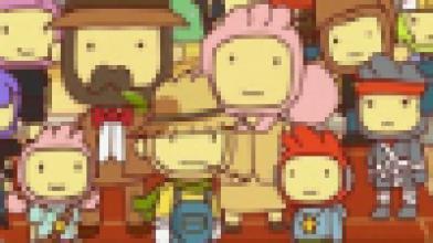 Scribblenauts Unlimited подружилась с «мастерской» Steam Workshop