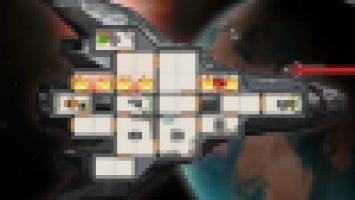 Космосим FTL: Faster Than Light вышел в Steam