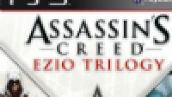 Коробочная версия Assassin's Creed Ezio Trilogy для PlayStation 3 выйдет в ноябре