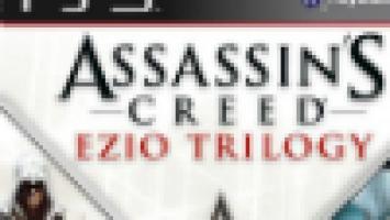 Коробочная версия Assassin's Creed Ezio Trilogy для PlayStation 3 выйдет в ноябре