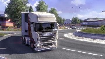 Euro Truck Simulator 2. Кто сказал NFS?
