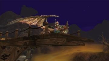 World of Dragons. Полетели!