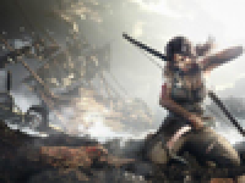Официально: в Tomb Raider будет многопользовательский режим