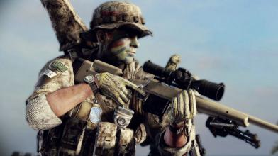 Убийца Усамы бен Ладена хотел участвовать в создании Medal of Honor: Warfighter