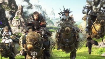ЗБТ FFXIV: A Realm Reborn вот-вот начнется. Square Enix представила новый трейлер