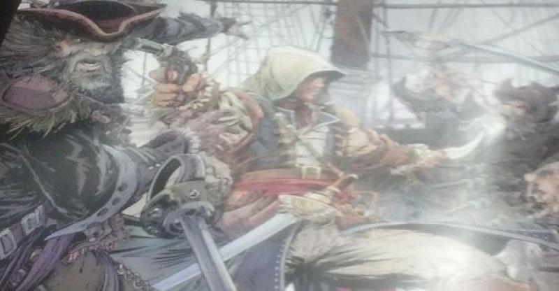 Assassin's Creed 4: Black Flag – первый постер попал в Сеть?