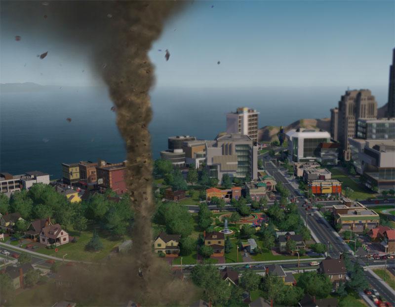 Разработчики SimCity обещают в будущем увеличить размер игровых городов