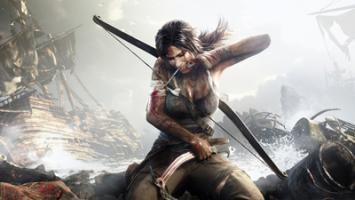 Tomb Raider. Релизный трейлер
