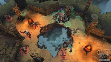 Dogs of War Online: Первые скриншоты