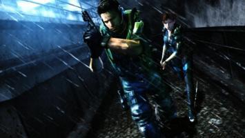 Рейчел – один из героев режима Raid в Resident Evil: Revelations