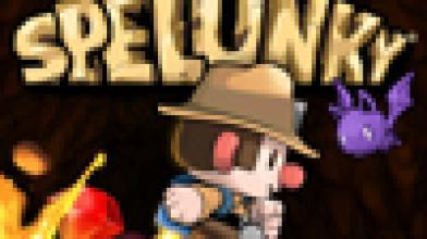 Spelunky готовится к выходу на PS3 и PS Vita