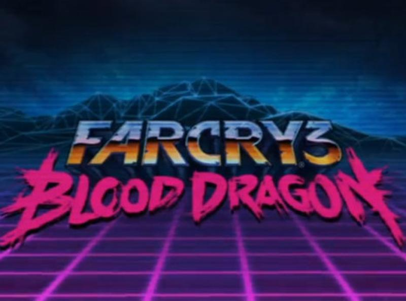 Ubisoft – Far Cry 3: Blood Dragon передает атмосферу «дерьмовых боевиков»