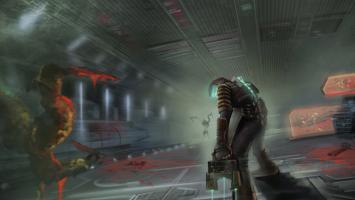 DEAD SPACE: Chase to Death. Трейлер к игре от режиссера-любителя