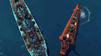Leviathan: Warships – очень медленный трейлер от Paradox Interactive