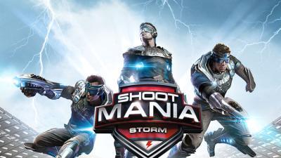ShootMania Storm. Шторм в цирке