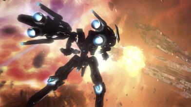 Космическая аркада Strike Suit Infinity выйдет в Steam в конце месяца