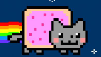 Создателей Scribblenauts будут судить за использование мемов Nyan Cat и Keyboard Cat