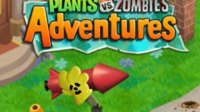 PopCap откроет доступ к Plants vs. Zombies Adventures 20 мая