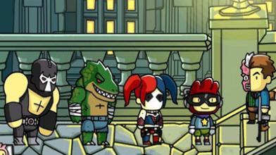Scribblenauts Unmasked: A DC Comics Adventure выйдет на PC, Wii U и 3DS осенью этого года