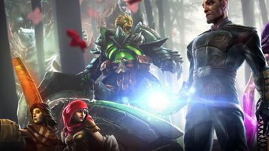 Dawngate – новая MOBA от Electronic Arts