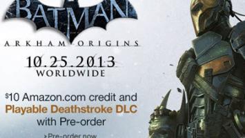 Список бонусов по предварительному заказу Batman: Arkham Origins пополнился злодейским дополнением