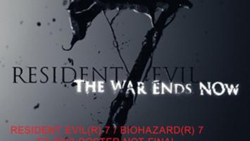 Слухи: официальный анонс Resident Evil 7 состоится на выставке E3 2013