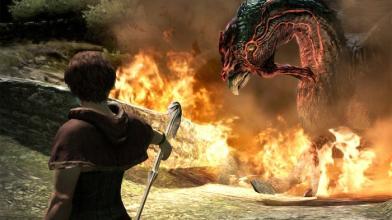 Capcom создает условно-бесплатную Dragon's Dogma Quest для PlayStation Vita