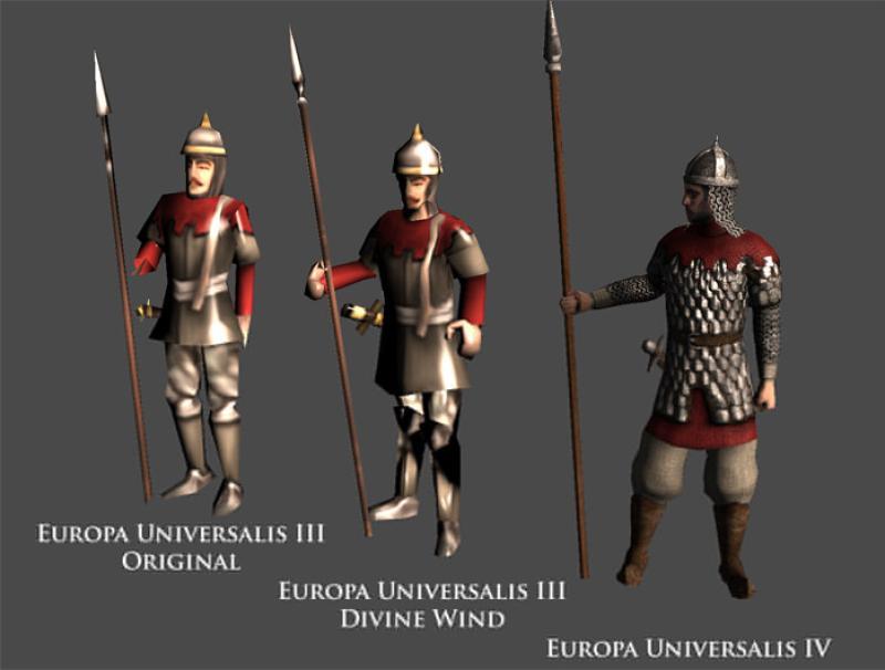 Europa Universalis 4: дата выхода, бонусы предварительного заказа