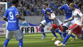 FIFA 14: первая демонстрация игрового процесса