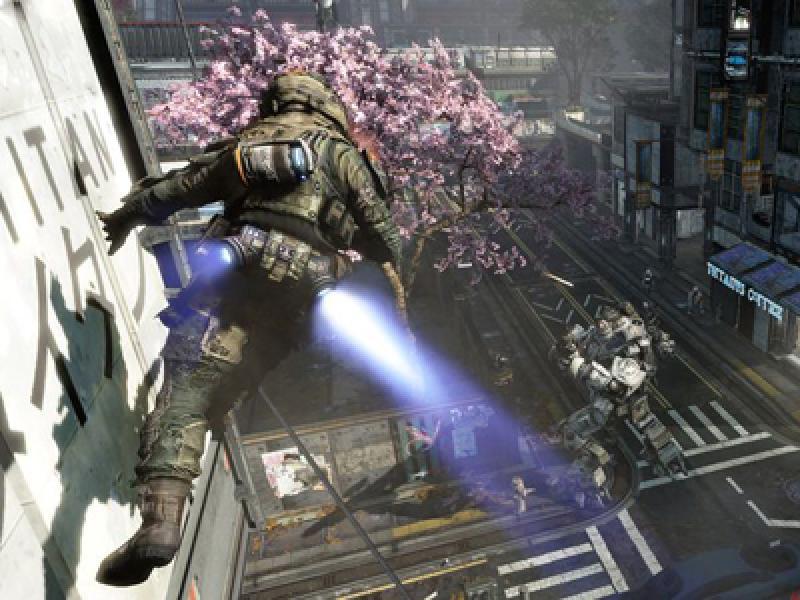 Titanfall: полноценный анонс