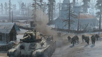 Бета-тестирование Company of Heroes 2 продлено до 23 июня