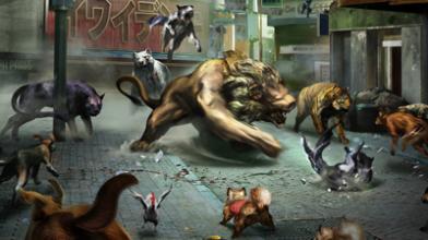 Tokyo Jungle выйдет на мобильных устройствах с поддержкой PlayStation Mobile