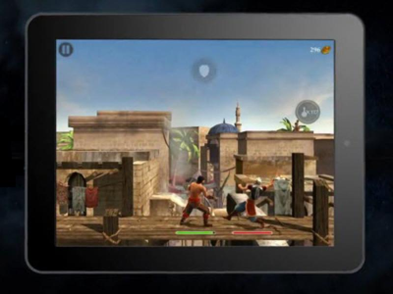 Prince of Persia: The Shadow and the Flame выйдет на Android и iOS в конце месяца